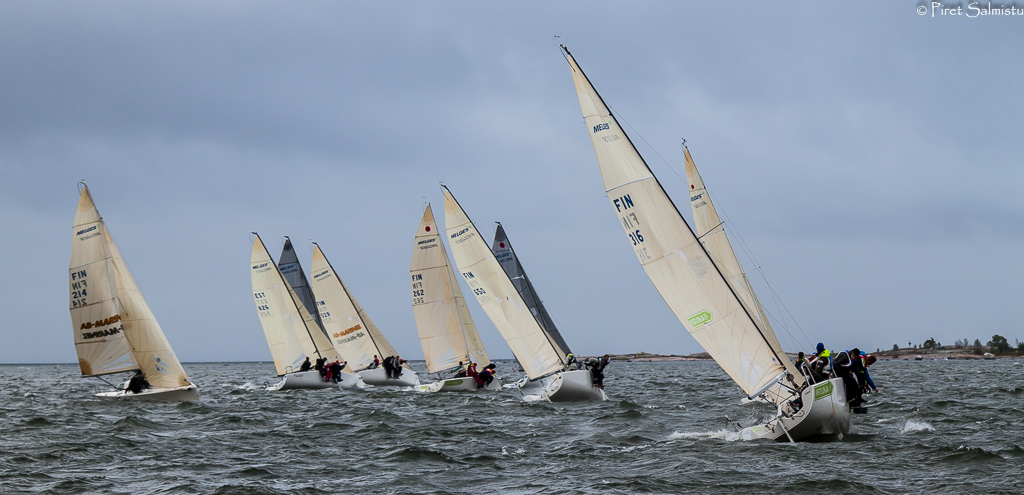 Melges 24 Finnish National Championship 2015 - 190915 - PS-7119