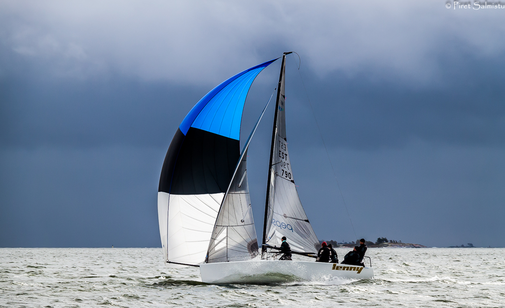 Melges 24 Finnish National Championship 2015 - 190915 - PS-7139
