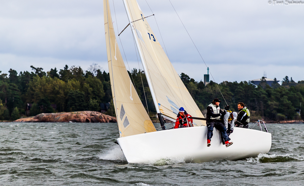 Melges 24 Finnish National Championship 2015 - 190915 - PS-7175