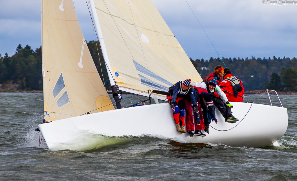 Melges 24 Finnish National Championship 2015 - 190915 - PS-7178