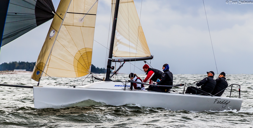 Melges 24 Finnish National Championship 2015 - 190915 - PS-7195