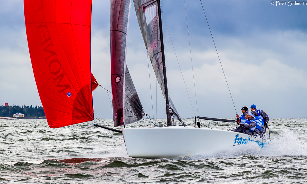Melges 24 Finnish National Championship 2015 - 190915 - PS-7198