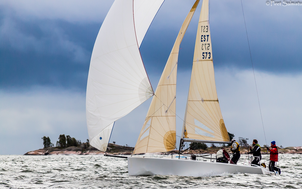 Melges 24 Finnish National Championship 2015 - 190915 - PS-7204
