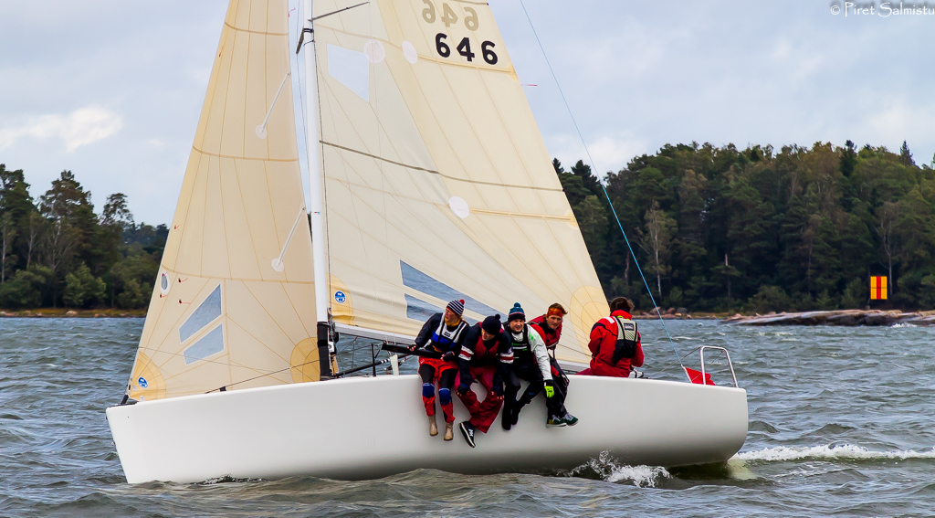 Melges 24 Finnish National Championship 2015 - 190915 - PS-7227