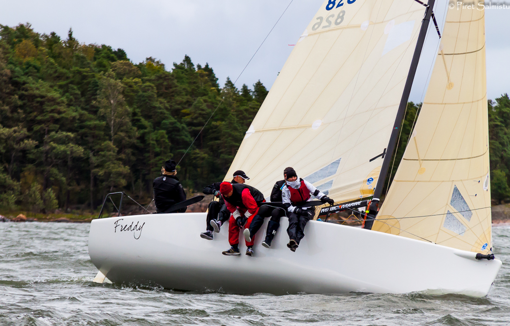 Melges 24 Finnish National Championship 2015 - 190915 - PS-7258
