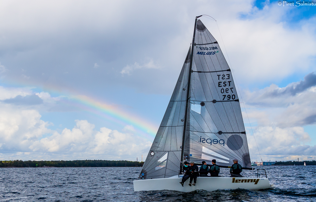 Melges 24 Finnish National Championship 2015 - 200915 - PS-7346