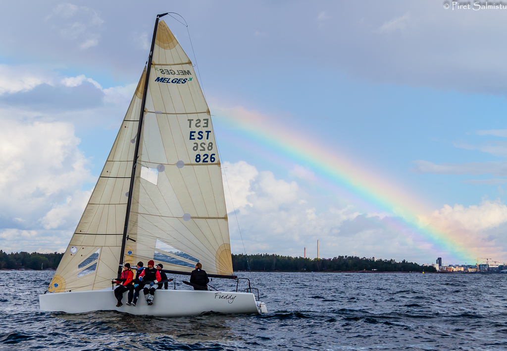 Melges 24 Finnish National Championship 2015 - 200915 - PS-7348