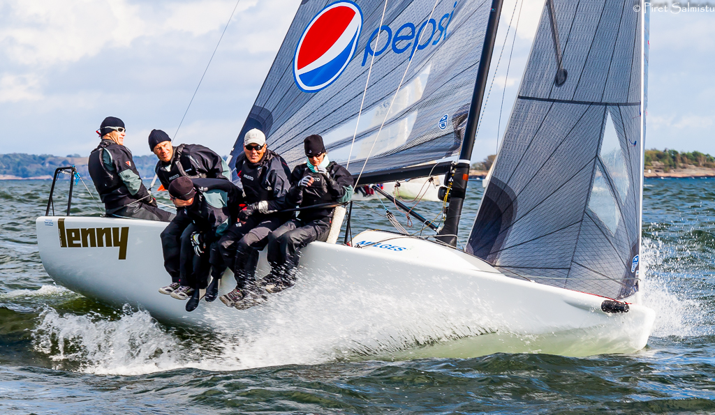 Melges 24 Finnish National Championship 2015 - 200915 - PS-7392