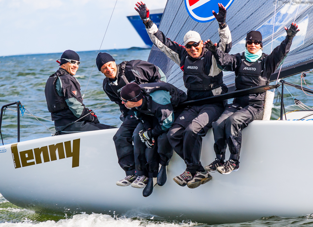 Melges 24 Finnish National Championship 2015 - 200915 - PS-7393