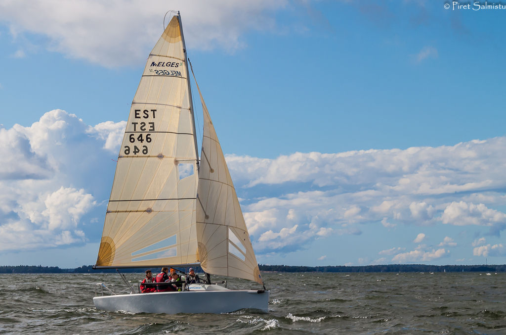 Melges 24 Finnish National Championship 2015 - 200915 - PS-7406