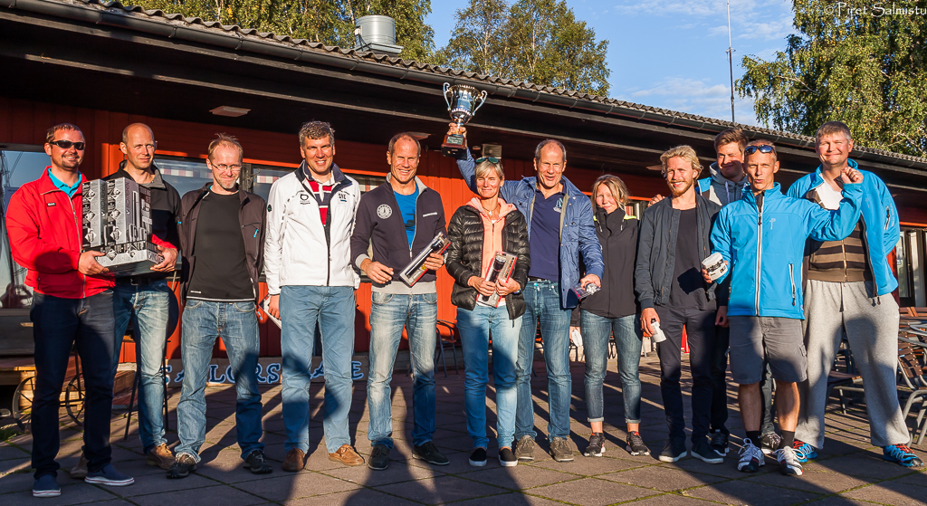 Melges 24 Finnish National Championship 2015 - 200915 - PS-7441