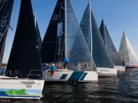 Rahuliku tempoga Marinepool-Kalev Jahtklubi seeriavõistluse avasõit Tallinna lahel