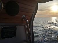 Ilm soosis Marinepool-KJK Kolmapäevaregati osalejaid