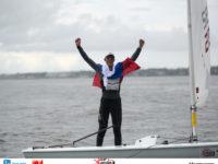 Kalev Jahtklubis Pirital pärjati 2016. aasta Laser Radial klassi purjetamise noorte Euroopa meistrid
