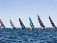 Tihedas konkurentsis purjetati nädalavahetusel traditsiooniline E4 Karikavõistlus