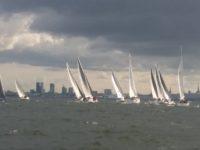 MARINEPOOL – Kalevi Jahtklubi kolmapäevases seerias purjetati 13. sõit