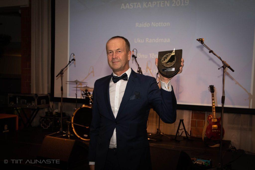 Aasta Kapten 2019 - Uku Randmaa