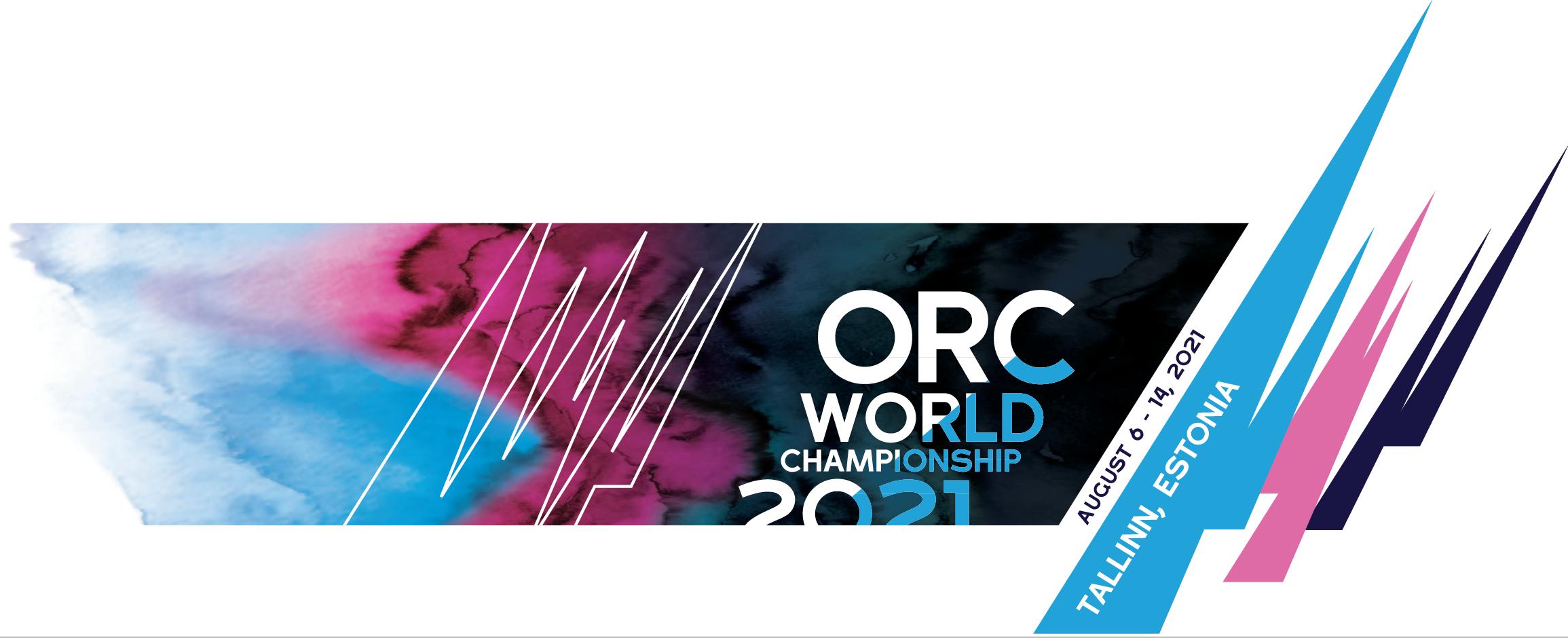ORC Worlds 2021 Tallinna Estonia logo