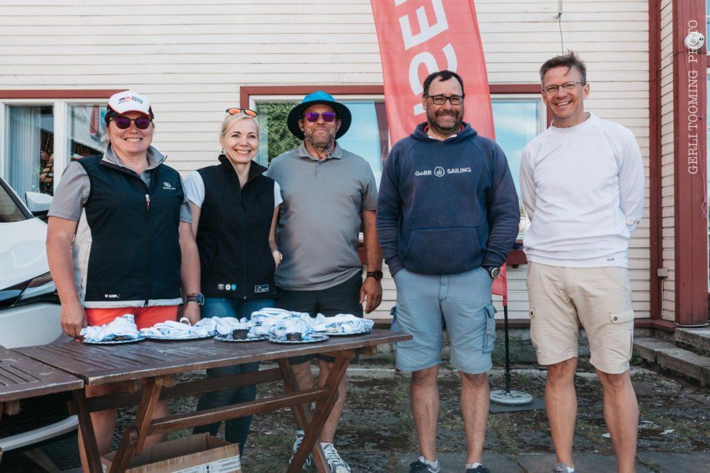 E4 Karikavõistluse korraldusmeeskond - Foto: © Gerli Tooming