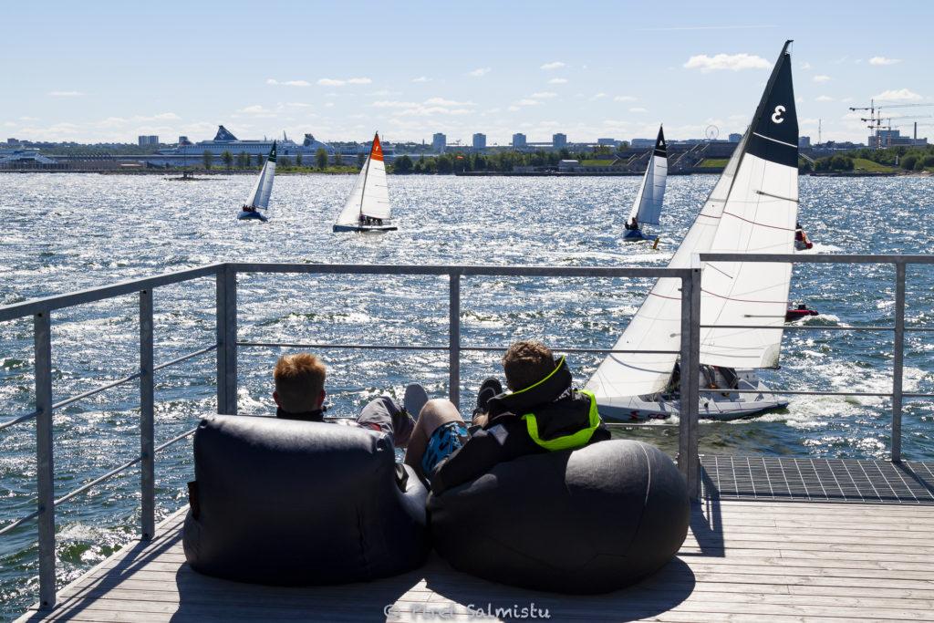 Eesti Purjetamisliiga esimene etapp Lennusadama Jahisadamas - 20.-21.06.2020 ©Piret Salmistu