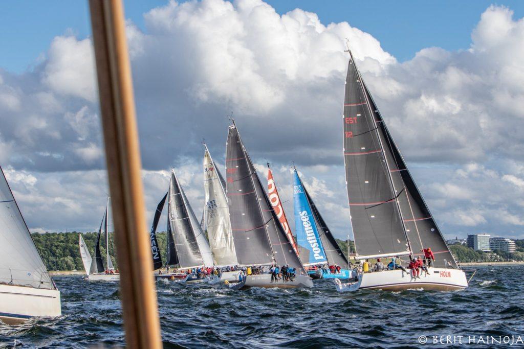 Holm-KJK Kolmapäevaregatt 01.07.2020 - © Berit Hainoja