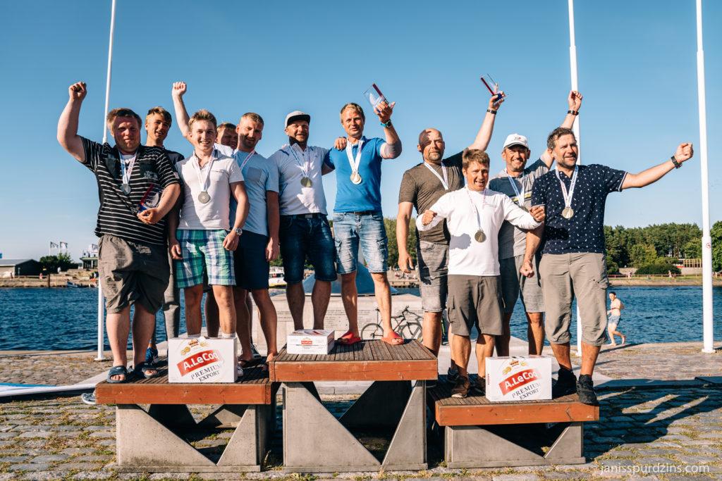 2020 A. Le Coq 63. Muhu Väina regatt 2020 ORC IV grupi esikolmik FOTO: Janis Spurdzins janisspurdzins.com