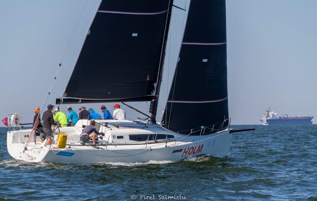 A. Le Coq 63. Muhu Väina regatt 2020 - Santa Maria Haven Kakumäe - Kalevi Jahtklubi etapi ORC I grupi võitja Matilda 4