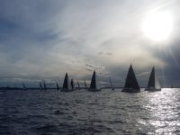 Vaikse tuulega sportlik kolmapäevaõhtu Tallinna lahel