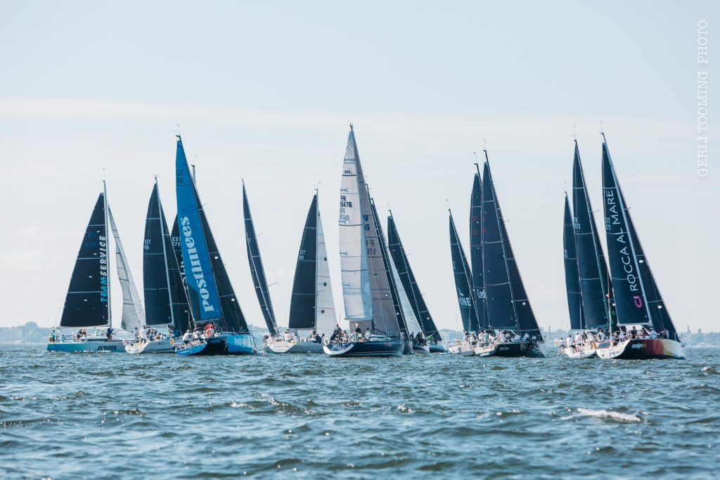 ORC B klassi start - Baltic Offshore Week 2020 - foto © Gerli Tooming
