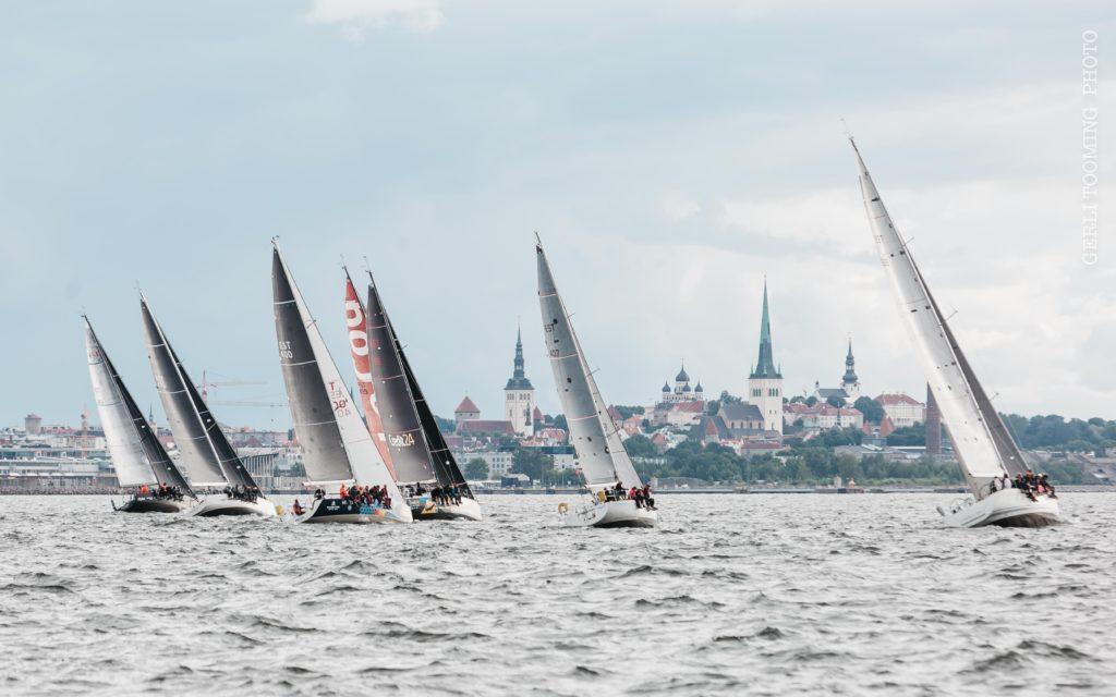 Holm - Kalevi Jahtklubi Kolmapäevaregatt - 05.08.2020 - © Gerli Tooming