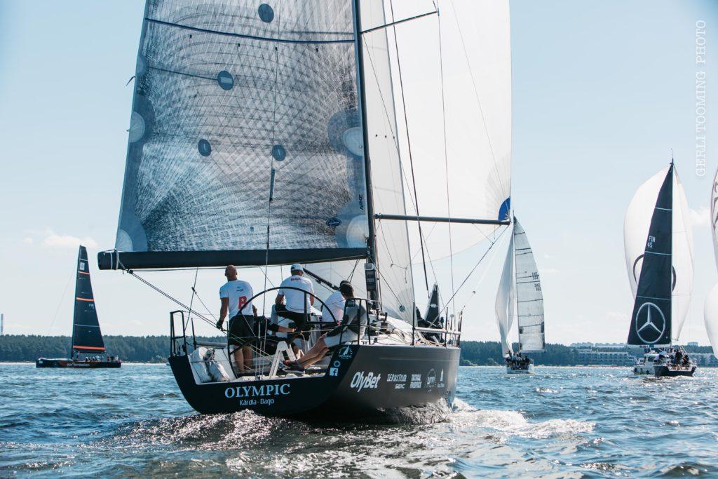 Olympic EST463 - 2020 Baltic Offshore Week - foto © Gerli Tooming