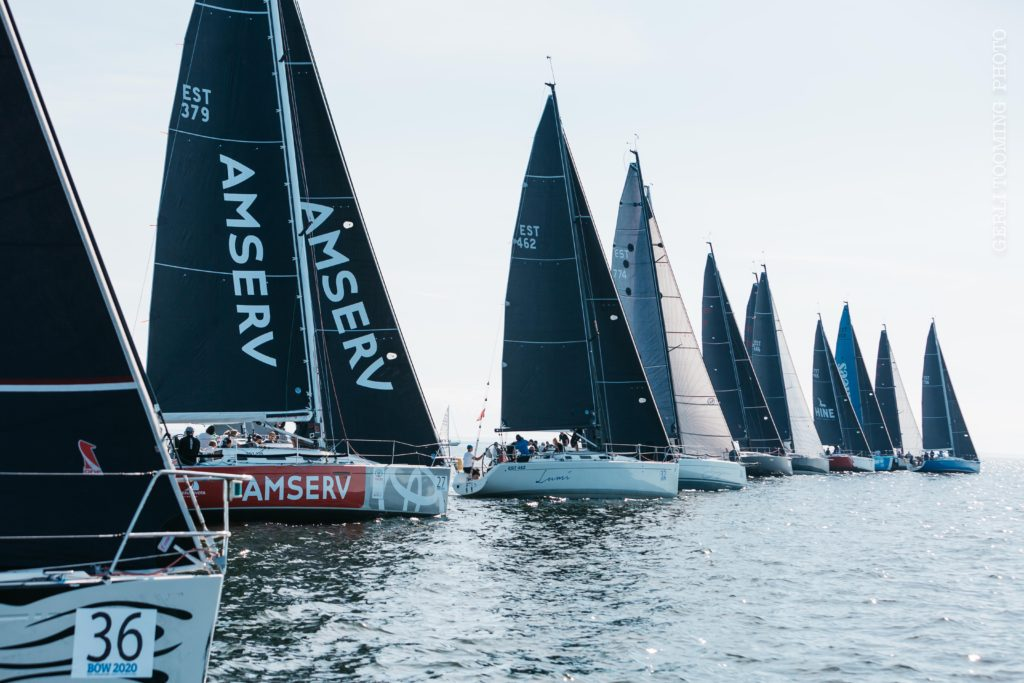 ORC B klassi start - Baltic Offshore Week 2020 - foto © Gerli Tooming