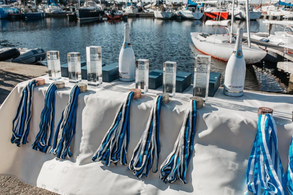 Autasustamine - 2020 Baltic Offshore Week - foto © Gerli Tooming
