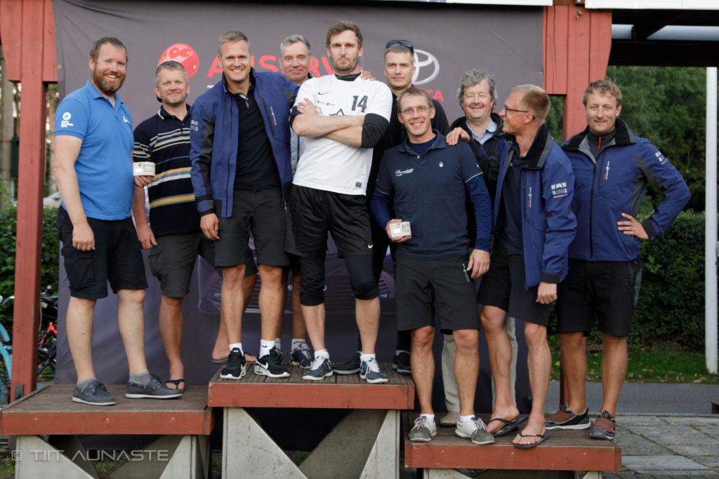 9. HOLM-Kalevi Jahtklubi Kolmapäevaregatt 19.08.2020