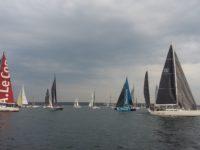Ilus ilm tõi rekordilised 67 jahti HOLM – Kalevi Jahtklubi Kolmapäevaregati starti