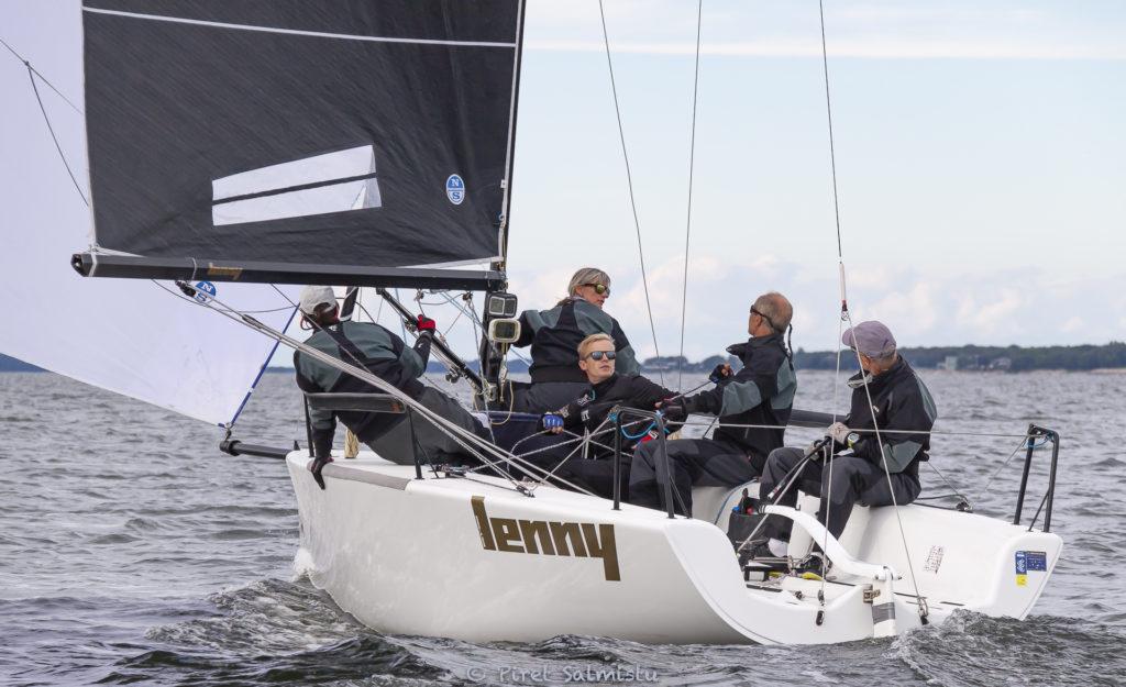 Lenny EST790 - 2020 Melges 24 Eesti MV
