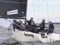 Lenny EST790 Tõnu Tõnistega roolis - Melges 24 Estonian Championship 2019 -  August 23-25 - Day 3 © Piret Salmistu