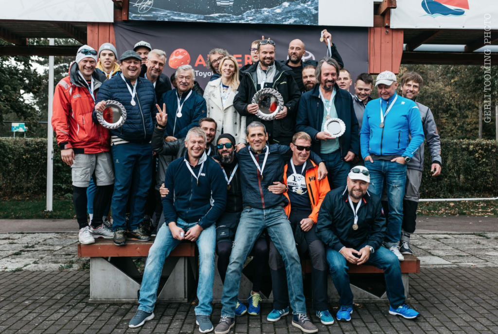 ORC I grupi esikolmik - SEIKO CUP - Hooaja Lõpuvõistlus Kalevi Jahtklubis 10.10.2020 FOTO: Gerli Tooming