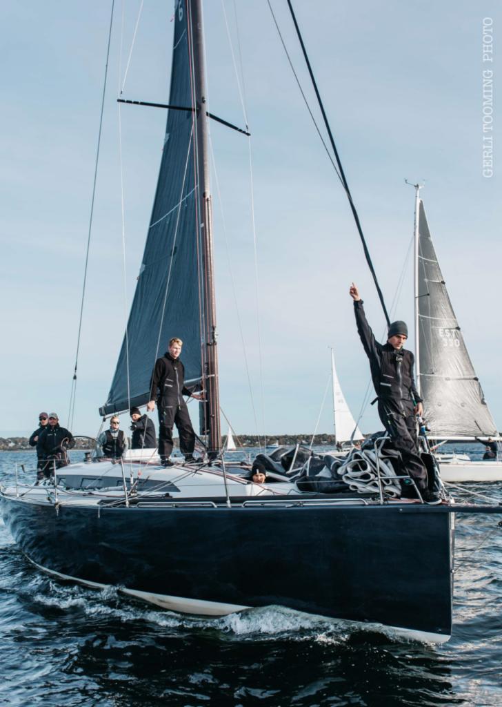 Jaht Katariina II, kapten Aivar Tuulberg, Pärnu Jahtklubi - SEIKO CUP - Hooaja Lõpuvõistlus Kalevi Jahtklubis 10.10.2020 FOTO: Gerli Tooming