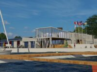 Kalevi Jahtklubi uue sadamahoone rendipinnad