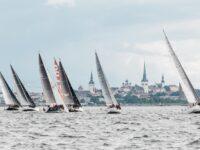 Holm-Kalevi Jahtklubi Kolmapäevaregatt 2020 Tallinna lahel FOTO: Gerli Tooming