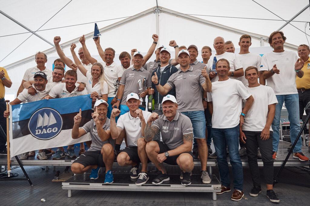 2019.a ORC Euroopa Meistrivõistluste C klassi pjedestaal - foto © Felix Diemer