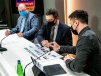 Tallinna Linna pressikonverents - foto Mats Õun