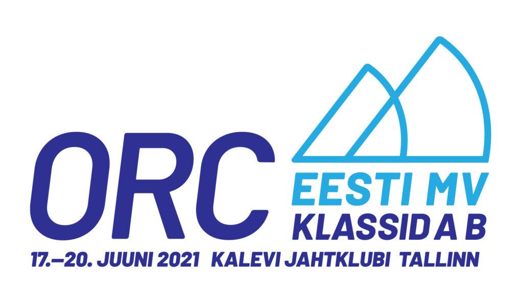 2021 ORC Eesti MV A ja B klassile