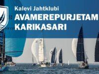 E4 Karikavõistlus 22.-23. mail on Kalevi Jahtklubi Avamerepurjetamise Karikasarja esimene etapp