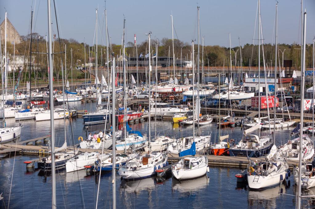 Kalevi Jahtklubi sadam - Alexela ORC MMi toimumiskoht - foto Gerli Tooming