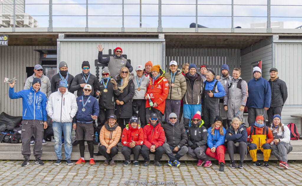 Eesti Purjetamisliiga 2021 II etapp Lennusadam 18.-19.09. © Piret Salmistu