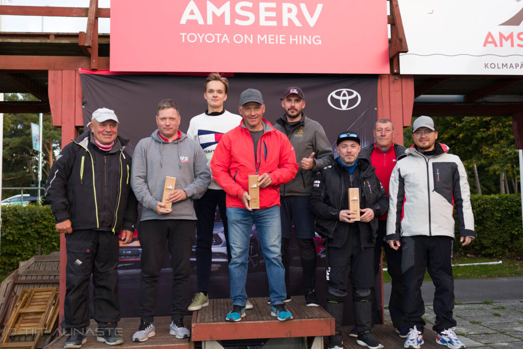 Amserv-Kalevi Jahtklubi kolmapäevaregatt - 15.09.2021 - © Tiit Aunaste