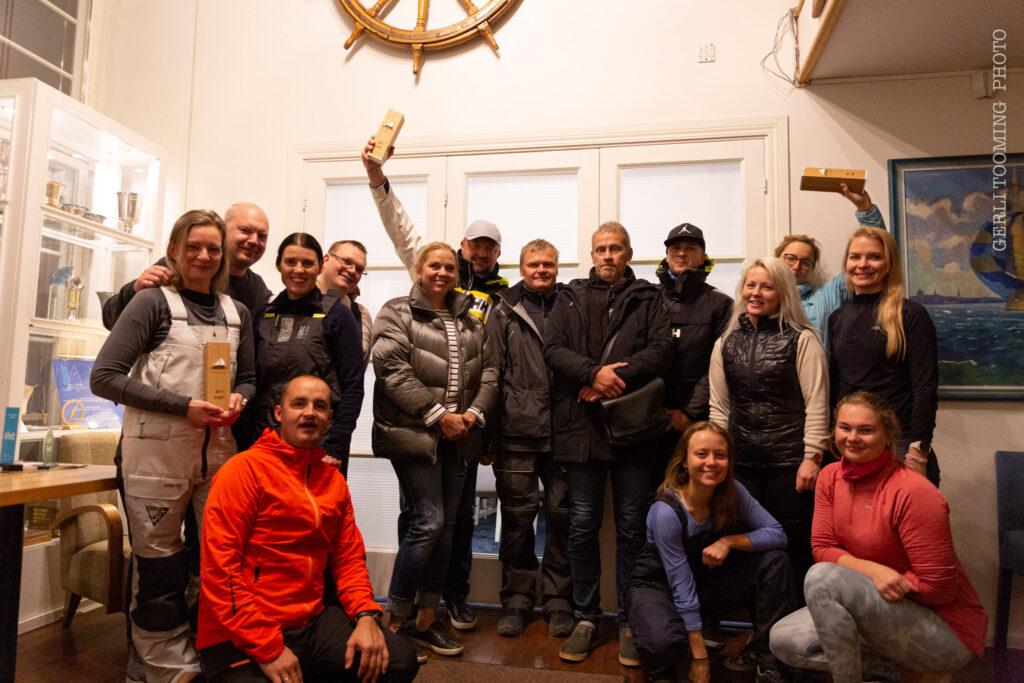 ORC IV grupp - Amserv-Kalevi Jahtklubi kolmapäevaregatt 06.10.2021 - © Gerli Tooming