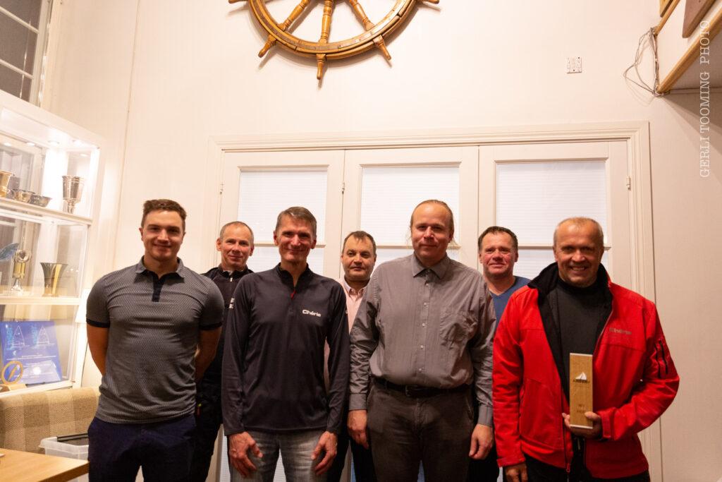ORC II grupp - Amserv-Kalevi Jahtklubi kolmapäevaregatt 06.10.2021 - © Gerli Tooming